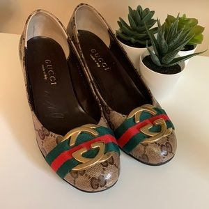 EUC Gucci shoes